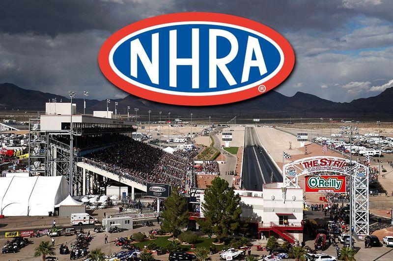 Nhra names aeromotive inc as presenting sponsor of pro for Las vegas motor speedway rental