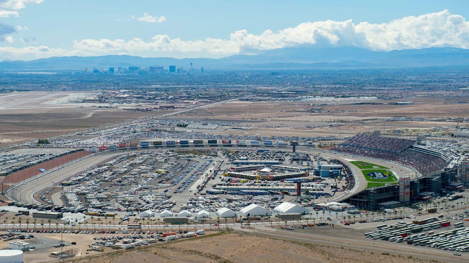 Directions | Fan Info | Las Vegas Motor Speedway
