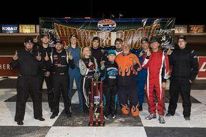 The Bullring at LVMS crowned 12 season champions on Championship Night on Saturday.