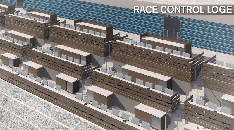 Race Control Loge