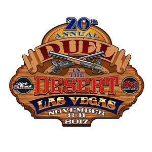 Duel in the Desert logo