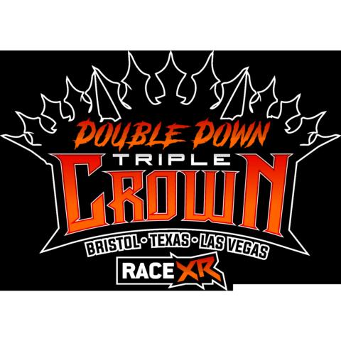 Duel- Double Down Triple Crown logo
