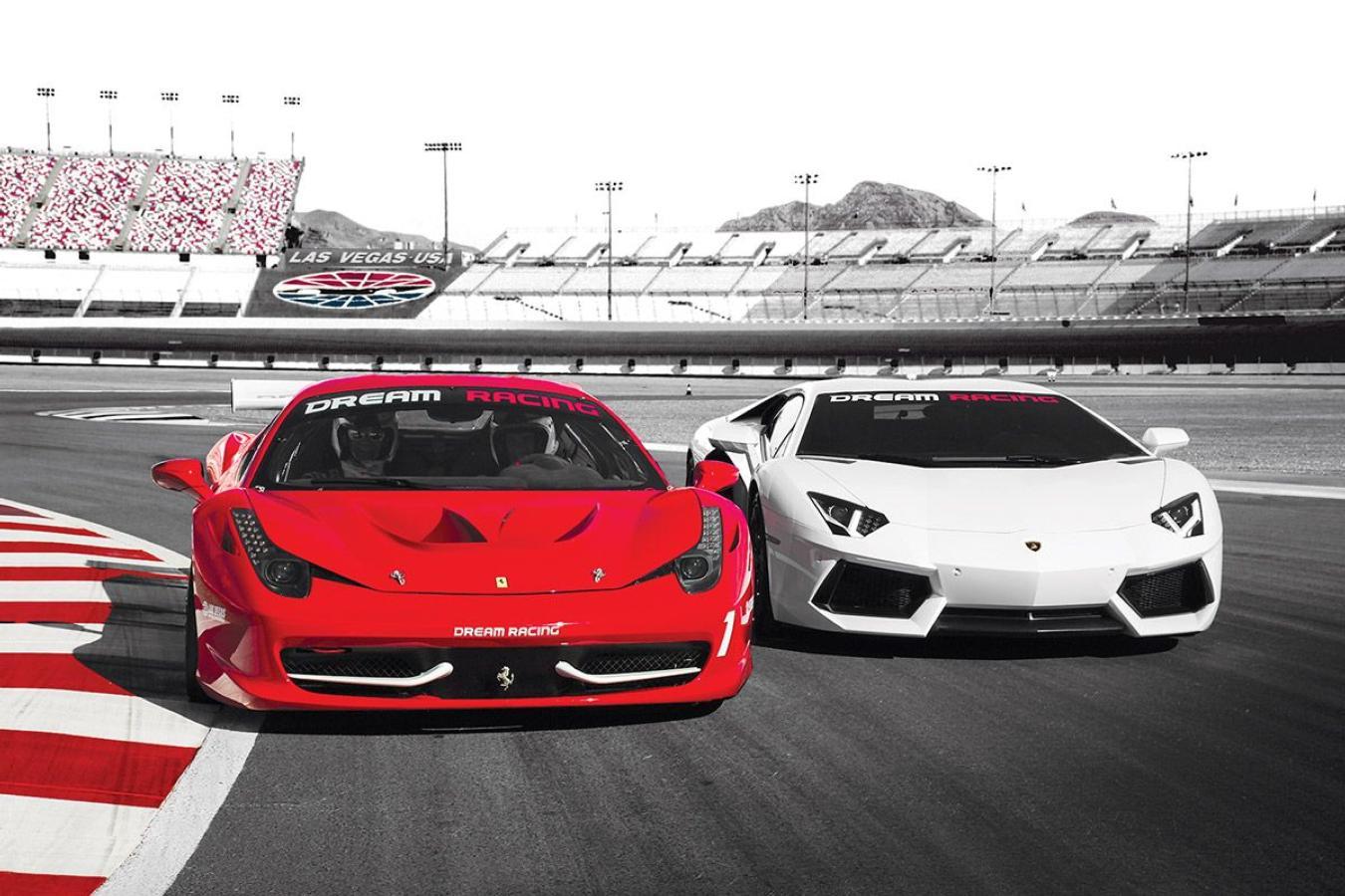 Dream racing experiences las vegas motor speedway for Las vegas motor speedway transportation