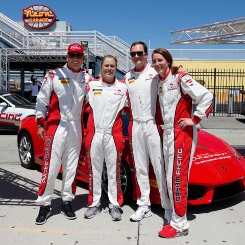 UNLV Coaches- Dream Racing