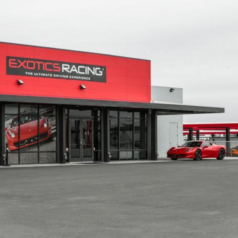 Exotics Racing Course