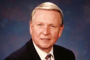 Mel Larson, a co-founder of Las Vegas Motor Speedway