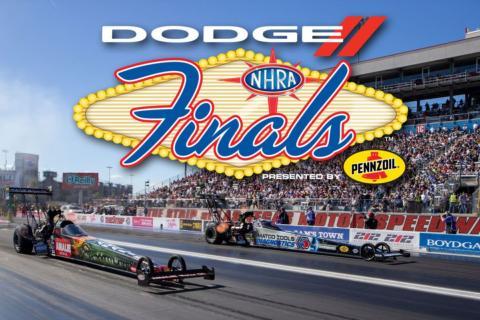 NHRA- Dodge Finals