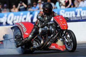 Top Fuel Harleys