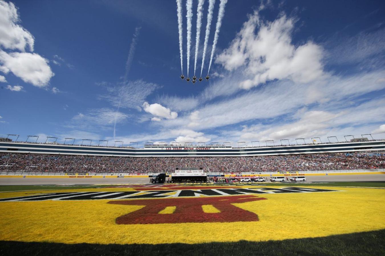 LVMS announces dates for 2020 NASCAR Cup Series races | News