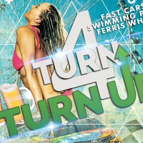 Turn 4 Turn Up