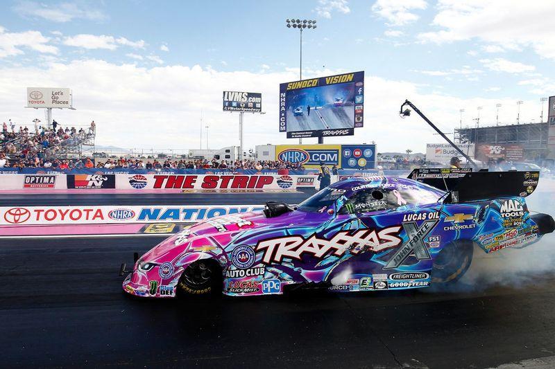 Photos | Media | Las Vegas Motor Speedway | 2016 NHRA Toyota