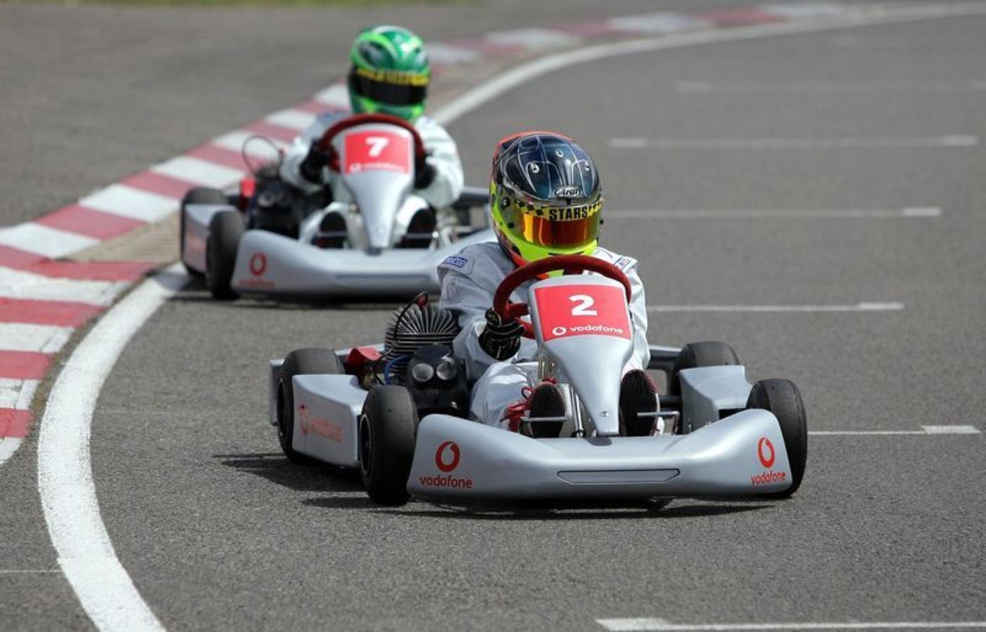 Go Kart Track   Tracks   Las Vegas Motor Speedway