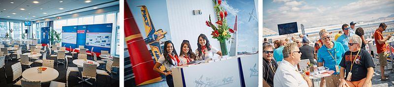 Red Bull Air Race Sky Lounge